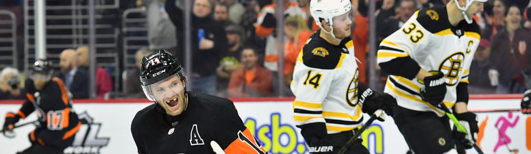 Power outage costs Bruins in loss at Philly