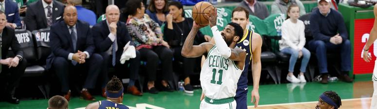 Kyrie Irving (37 points), Celtics top Pacers, grab a 2-0 lead