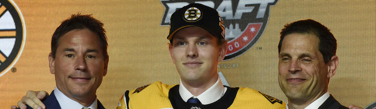 Bruins sign first-round pick Urho Vaakanainen to entry-level deal