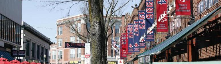 Yawkey Way restored to Jersey Street in swift and unanimous vote