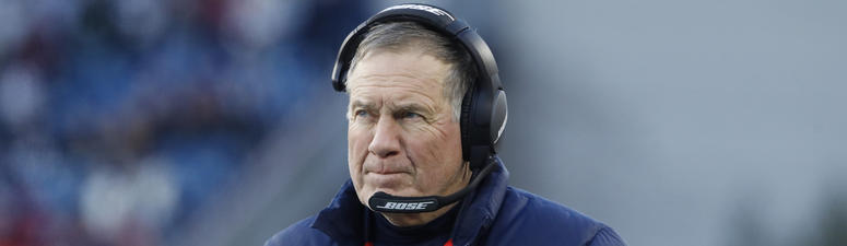 Bill Belichick credits Patriots training staff for good team health this season