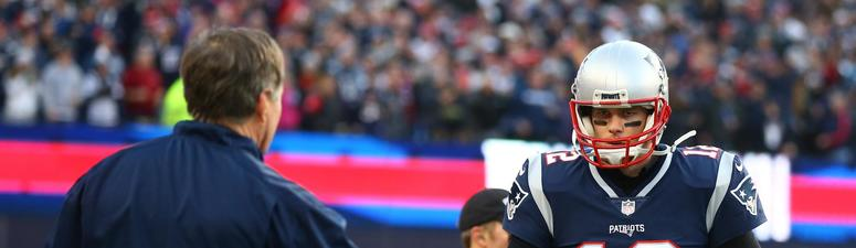 Tom Brady calls Bill Belichick a mentor, but acknowledges they don't agree on everything