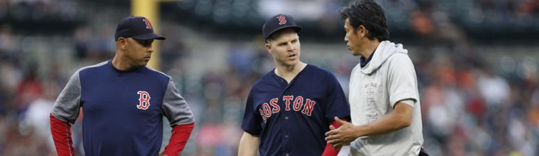 Brock Holt injury another wake-up call for Red Sox