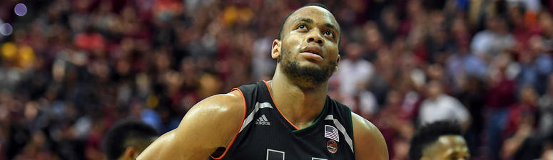 Report: Miami guard, Boston native Bruce Brown Jr. will have second workout with C's