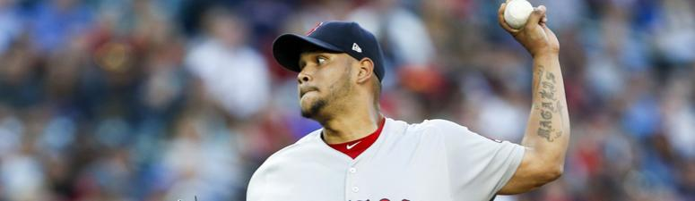 Alex Cora says E-Rod's pitching-tipping days are over