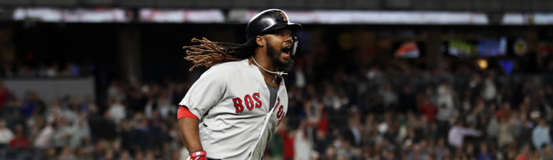 Red Sox DFA Hanley Ramirez, now have 7 days to trade or release him