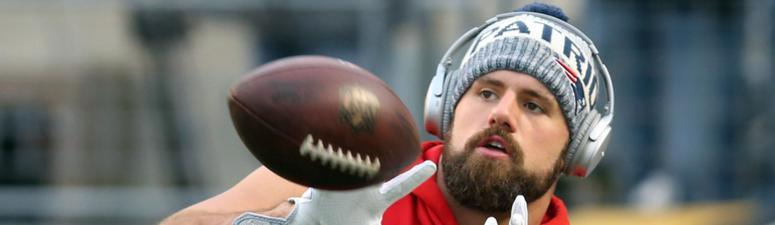 Source: Pro Bowl FB James Develin close to 2-year extension with Patriots