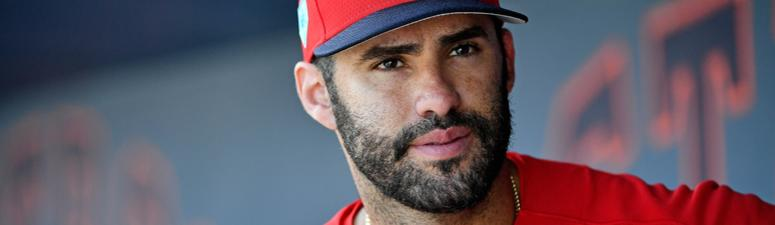 The Red Sox haven't talked contract with J.D. Martinez. But why?