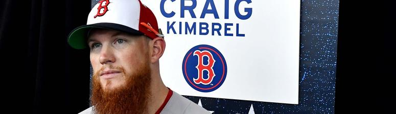 Kimbrel reveals Red Sox' 8th inning plan going forward