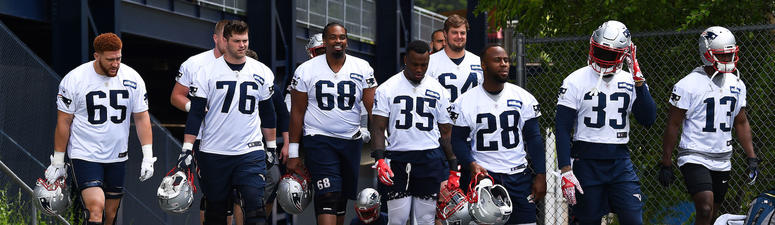 Patriots 53-man roster projection, version 2.0: How will loss of Isaiah Wynn change things?