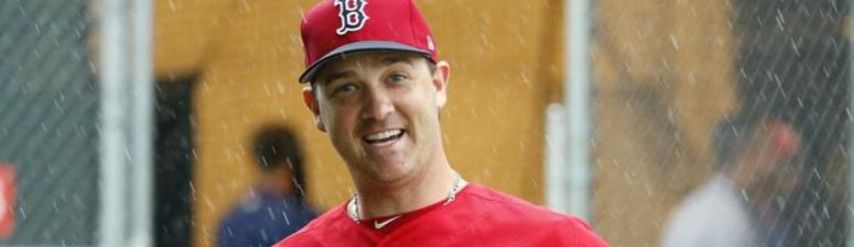 Steven Wright not ruling out return to Red Sox by Opening Day