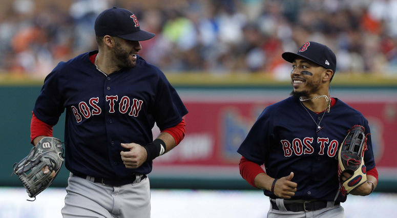 52f258d3be9 J.D. Martinez and Mookie Betts