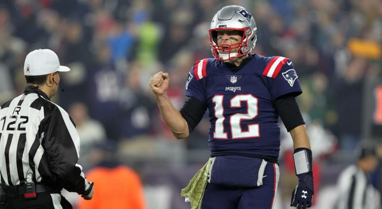 Sunday 7: Plenty of reasons to feel good about Patriots heading into final 6 games