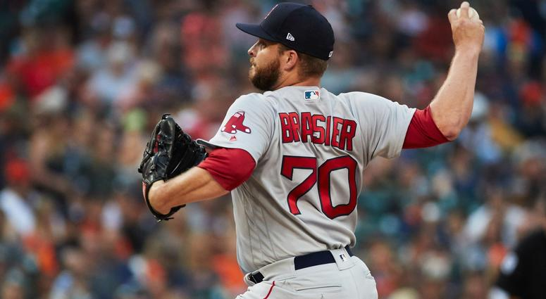 Ryan Brasier sent back to Boston with infected pinky toe