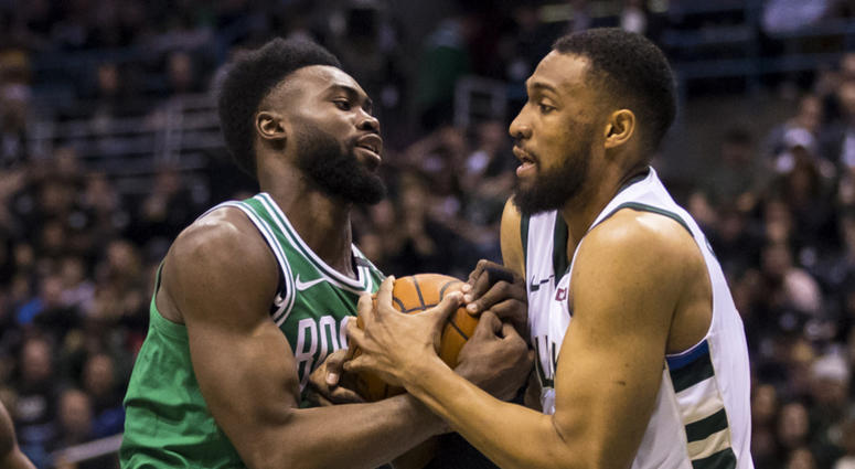 Jaylen Brown and Jabari Parker