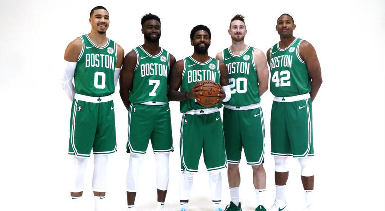 dc7c9b11e Celtics preview  Tomase  Get ready for Boston Celtics of Kyrie ...