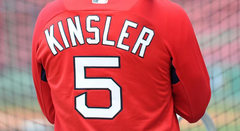 Red Sox sending Ian Kinsler to disabled list 7eb438a7604