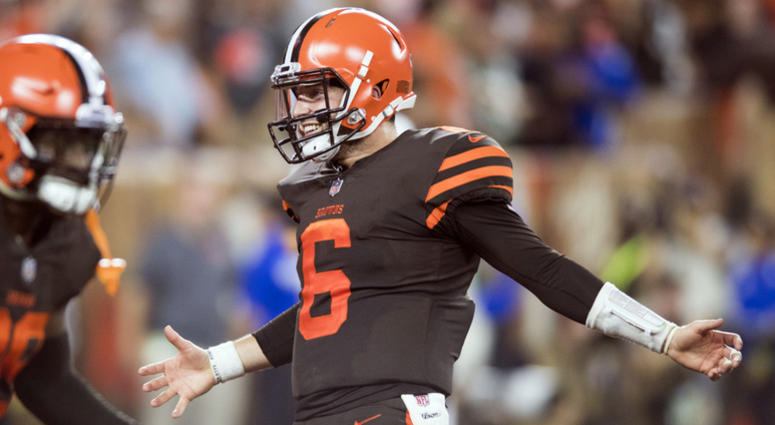 Baker Mayfield debut  Tomase  Browns quarterback a reminder if what ... fa4d37cce