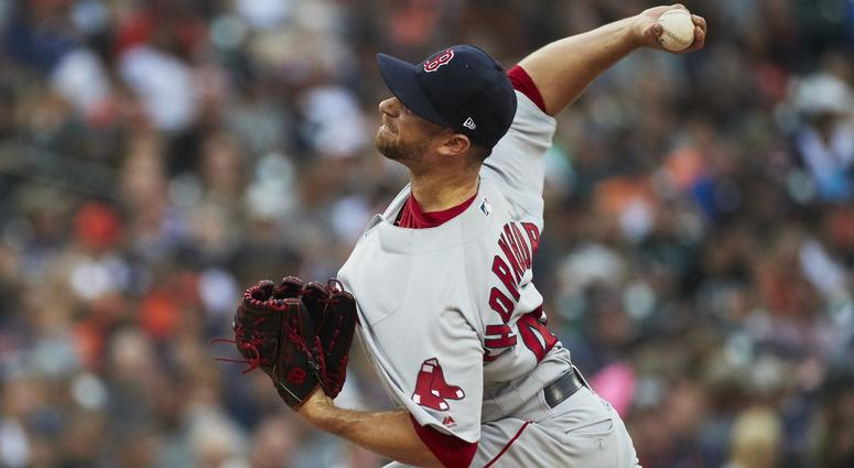 This was one to forget for Red Sox, Tyler Thornburg
