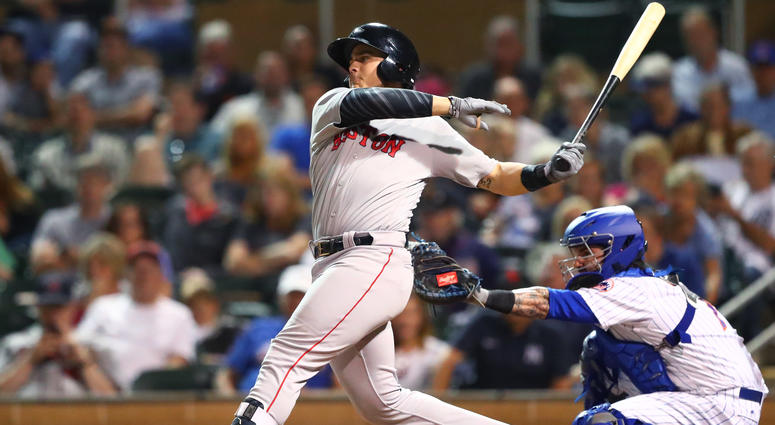 Red Sox make multiple roster moves, including promoting top prospect Michael Chavis