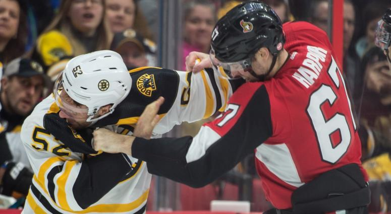 How Kuraly, Wagner have stuck their noses out for Bruins
