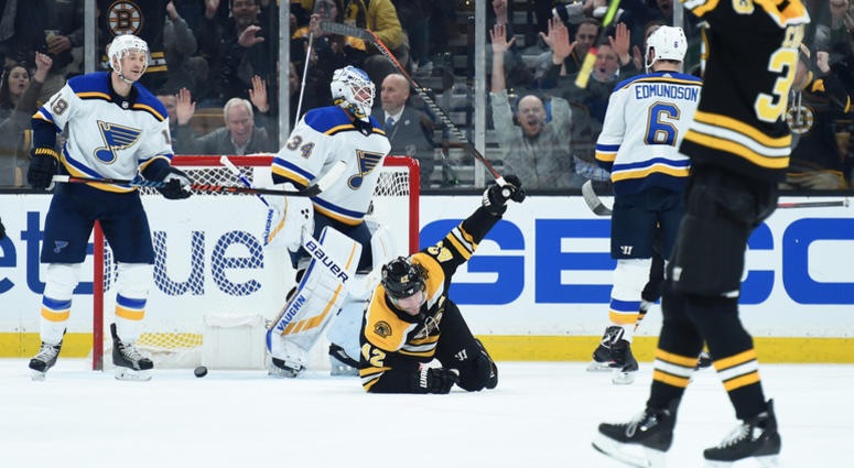 Kalman: Fewer games may mean more production from Backes