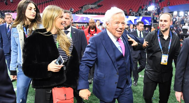 Lawyers file court motion over report of Robert Kraft spa video leak