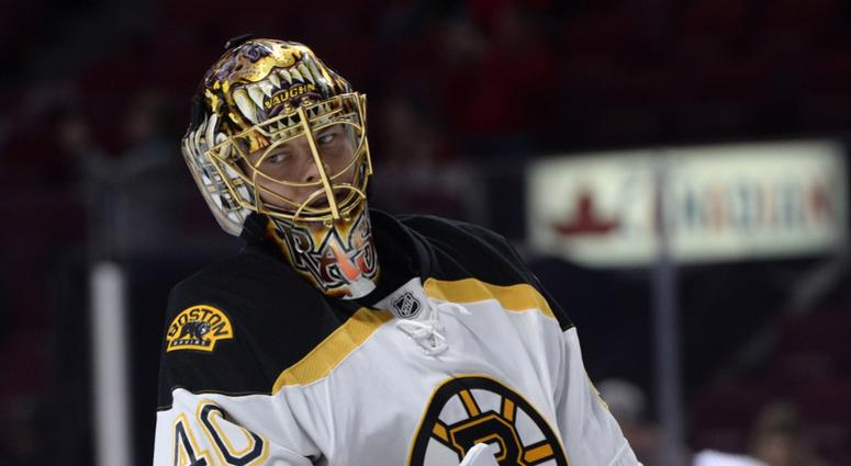 Civian: Tuukka Rask just crashed your party