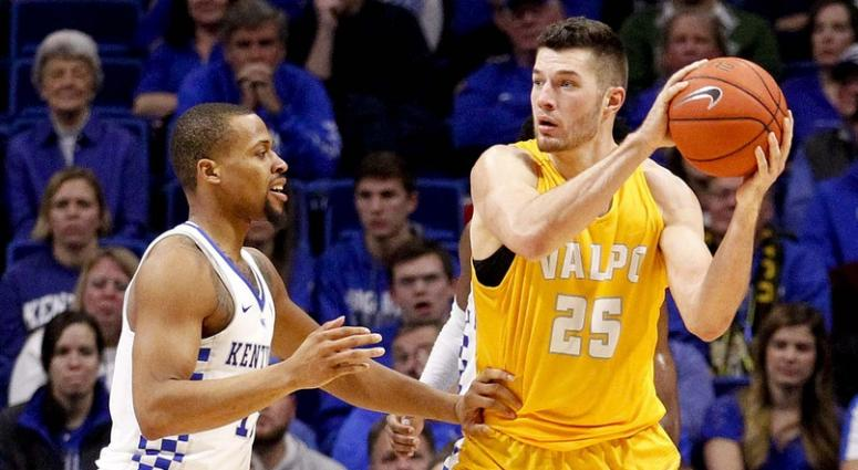 Alec Peters could be a second-round fit for the Celtics.