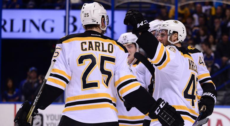 The Bruins need to add, not subtract, to their defense.