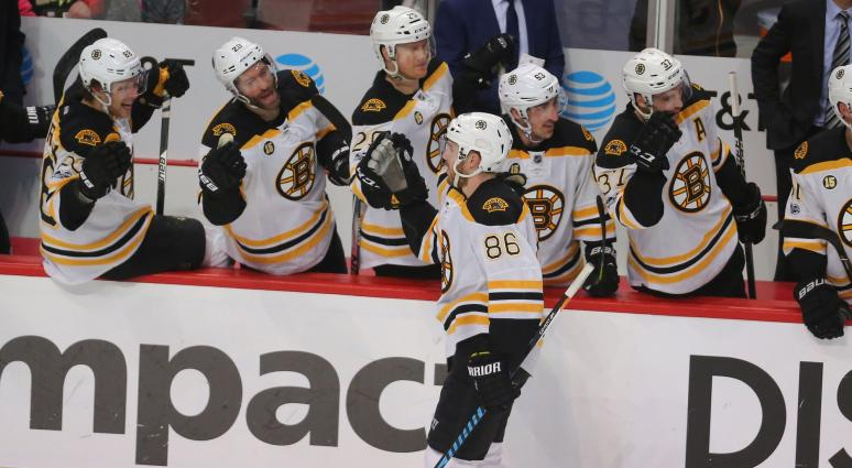 The Bruins must submit their expansion protection list on Saturday.