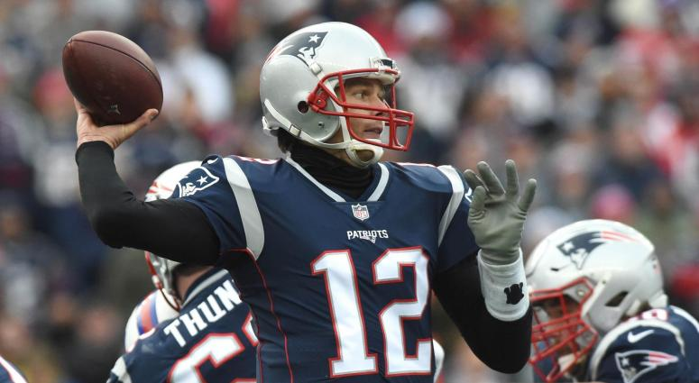 patriots 37 bills 16 10 quick observations from win on christmas eve weei - Football Christmas Eve