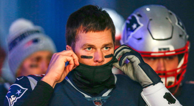 What Tom Brady said early in week that will give Patriots fans tons of confidence going into AFC title game