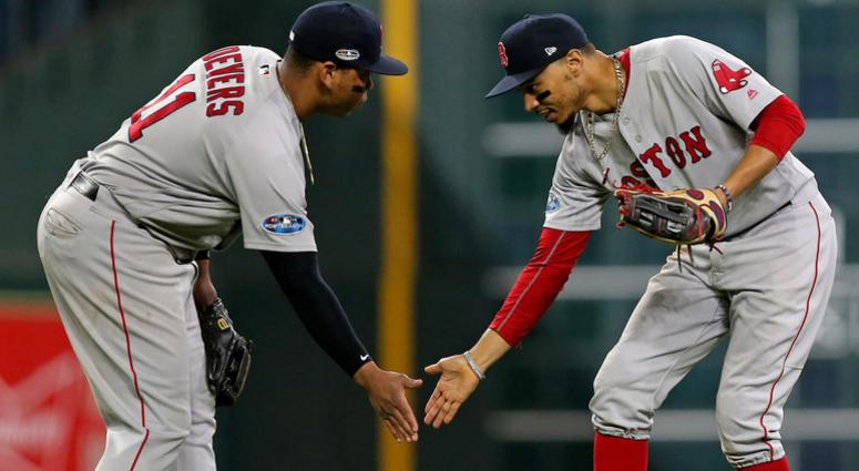 Astros under scrutiny in sign-stealing controversy against Red Sox