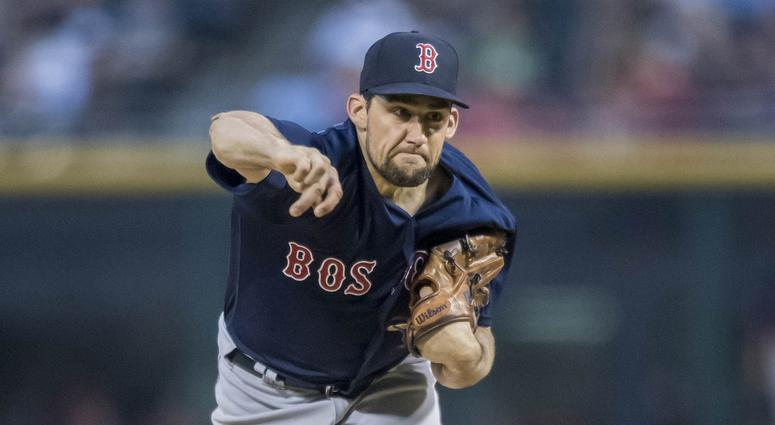 'Everyone and their mother' expressing interest in Nathan Eovaldi