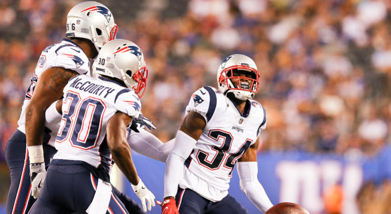Hannable: Could change be in works for Patriots secondary heading into Steelers game?