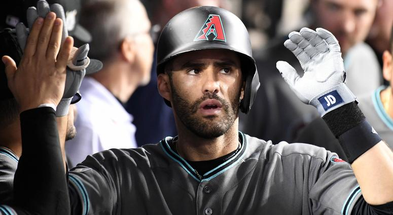 The Red Sox wanted J.D. Martinez a lot earlier than they ended up getting him