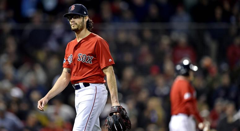 Joe Kelly Mlb Officials Have Been Checking On Cheating Weei