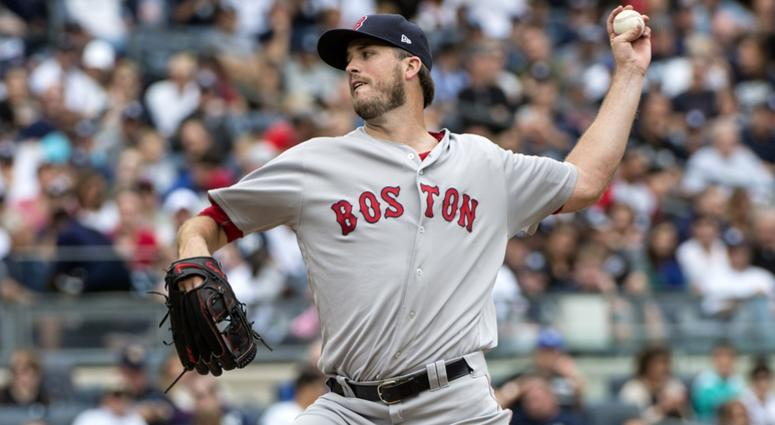 Drew Pomeranz may not be ready to start season, but he's trending in right direction after bullpen session