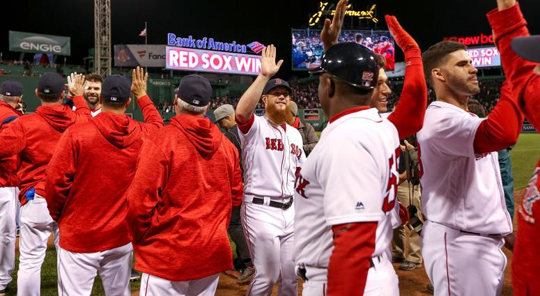 3 takeaways from Red Sox' ALDS Game 1 win