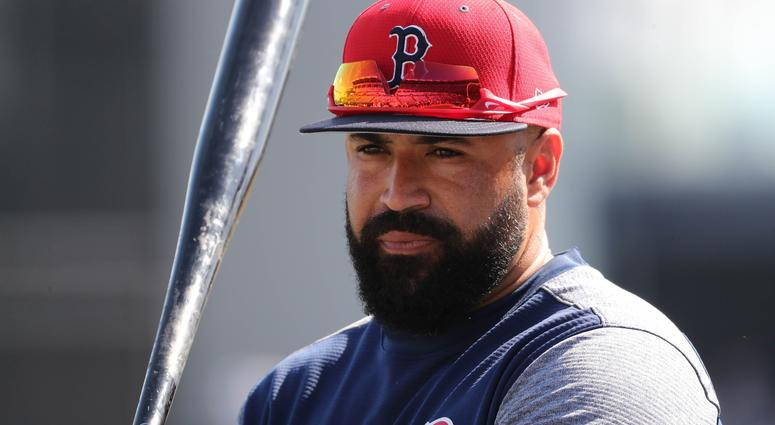 Sandy Leon appears to be odd man out for Red Sox