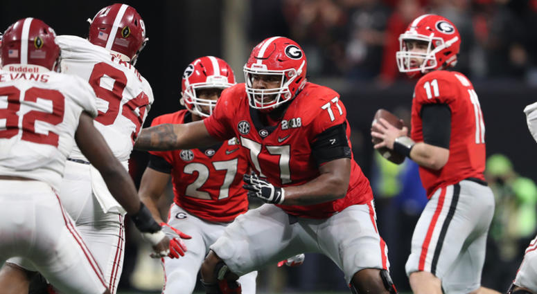 Report: Patriots sign first-round pick Isaiah Wynn