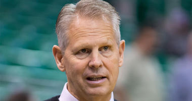 Danny Ainge doesn't care about LeBron James' departure from East