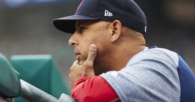 Cora pulls right strings again in latest Red Sox win