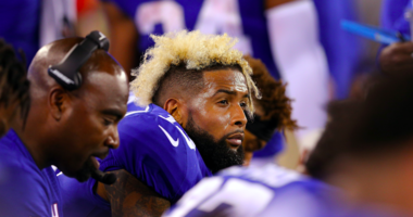 Patriots reportedly tried to trade for Odell Beckham Jr. 'all last offseason'