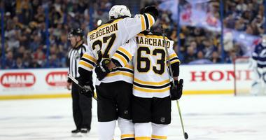 Bruins will play 2 preseason games in China