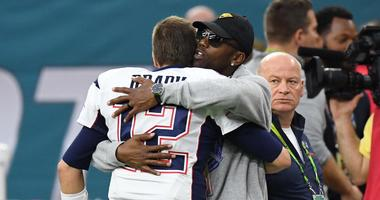 Randy Moss shares funny story of how he became a Patriot