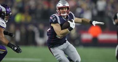 Bill Belichick goes in-depth on why putting Rex Burkhead on injured reserve earlier in year was best thing for him