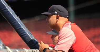 Cora on Bradfo Sho: '04 Red Sox might not have won with these analytics