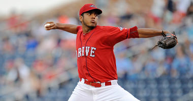 Meet Denyi Reyes, the Red Sox pitching prospect you've never heard of